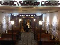 Las Bóvedas de Cibeles